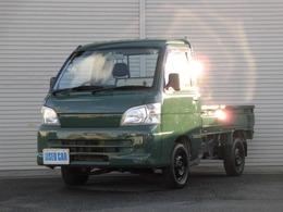 ダイハツ ハイゼットトラック 660 エアコン・パワステスペシャル 3方開 4WD 5速マニュアルETC