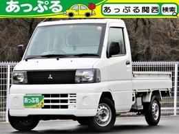 三菱 ミニキャブトラック 660 TD 5速MT車 禁煙車