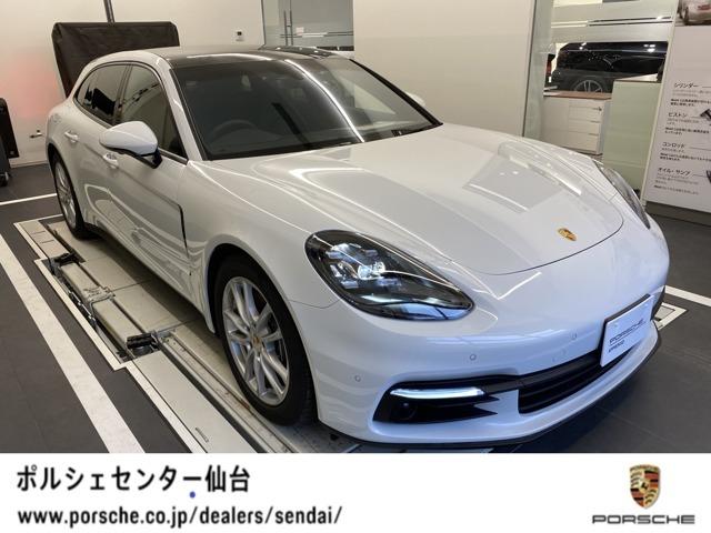 この度はポルシェセンター仙台の認定中古車をご覧頂きまして誠にありがとうございます。