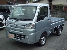ダイハツ ハイゼットトラック 660 スタンダード 3方開 4WD 走行5キロ