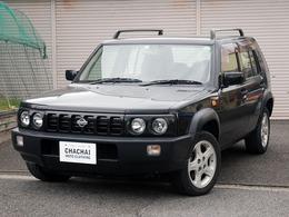日産 ラシーン 2.0 フォルザ Sパッケージ 4WD シート張替