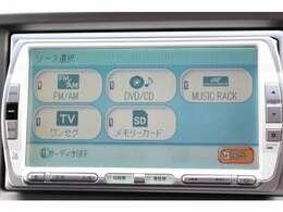 純正ナビ VXS-092CVi TV DVD CD