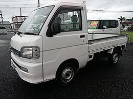 ダイハツ ハイゼットトラック 660 エクストラ 3方開 4WD オートマ/エアコン・パワステ