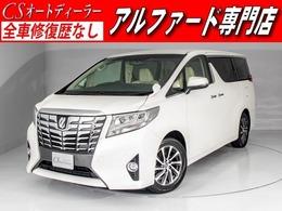 トヨタ アルファード 2.5 G 両側自動ドア ハーフレザーシート