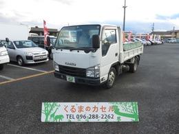 いすゞ エルフ 2tダンプ ETC