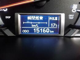 走行距離は15000キロです!まだまだ長くお使いいただけます!