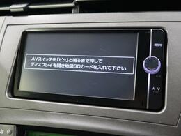 【純正SDナビ】bluetoothやフルセグTVの視聴も可能です☆高性能&多機能ナビでドライブも快適ですよ☆