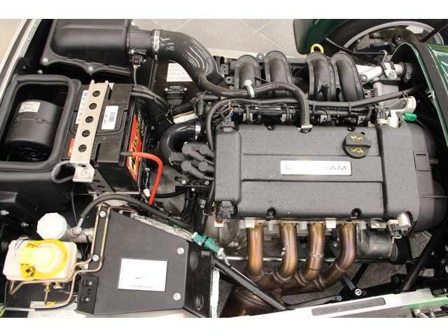 1.6Lフォード製シグマエンジンが搭載されております。