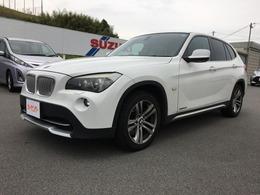 BMW X1 xドライブ 25i ハイラインパッケージ 社外テレビナビバックカメラ サンルーフ