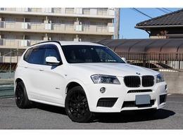 BMW X3 xドライブ20d Mスポーツパッケージ ディーゼルターボ 4WD ディーゼルターボ 4WD 禁煙車 地デジ
