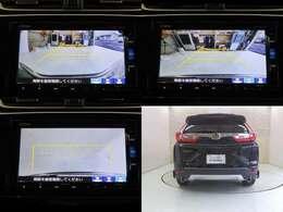 リヤカメラの表示は3パターンからお選び下さい♪ノーマル・ワイド・トップダウンの3種類です、お好みに合せてお選び下さい。