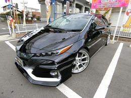 トヨタ プリウスPHV 1.8 A ユーティリティ プラス 外品エアロ20AW車高調