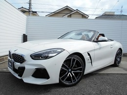 BMW Z4 sドライブ 20i Mスポーツ 19AWコニャック革ACC禁煙1オナ認定中古車