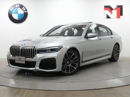 BMW 7シリーズ 740i Mスポーツ 20AW ACC レーザーライト アダプティブLED