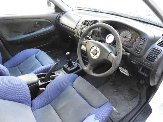 エボ8Eg換装済 D2車高調 新品ブレーキローター 社外エキマニ HKSマフラ- HPIアルミラジエタ- SDナビ ブ-スト計 ワンセグTV