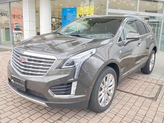 キャデラック XT5クロスオーバー の中古車 プラチナム 4WD 大阪府箕面市 498.0万円
