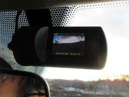 ドライブレコーダーも装備しておりますので、万が一の際も映像として記録しておりますので役立ちますね!