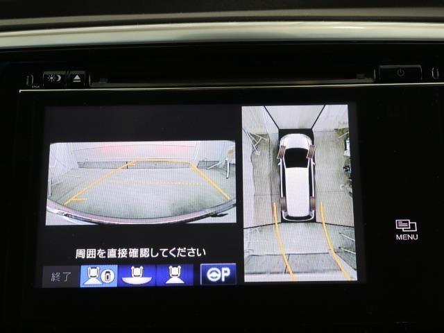 ガイドラインも表示されるバックカメラが付いているので、車庫入れが苦手という方も安心です♪