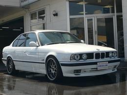 BMW 5シリーズ 535i KW車高調・19BBS・RECARO・ナビ装備