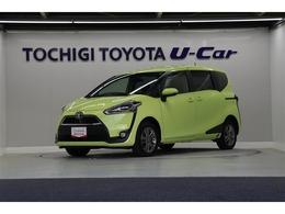 トヨタ シエンタ 1.5 G 4WD 衝突被害軽減/ナビ・バックカメラ/ETC