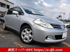 日産 ティーダ の中古車 1.5 15M 滋賀県栗東市 24.0万円