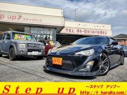 トヨタ 86 2.0 GT リミテッド 車高調 GTウイング 社外マフラー 1年保証付