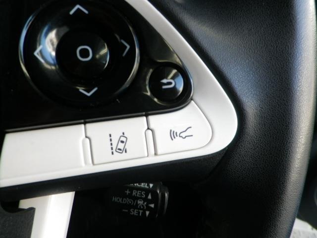 トヨタセーフティセンスPをはじめとする、先進の安全装備を搭載!※ドライバーの判断を補助し、事故被害の軽減を目的としていますので、装置を過信せずに安全運転を心がけてください!