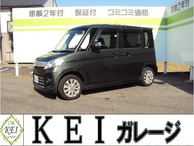 ☆KEIガレージ☆ 当店の表示価格は、車検取得費用含む車両と消費税が含まれております。(岐阜ナンバーに限る)お気軽にお問い合わせ下さい!