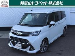 トヨタ タンク 1.0 カスタム G-T 両パワースライド LEDヘッド