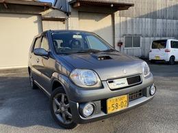 スズキ Kei 660 ワークス ターボ 社外ナビ 地デジTV ETC