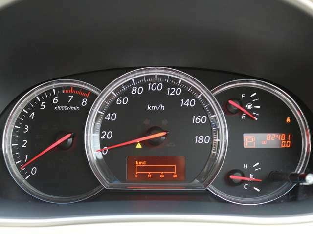 距離もまだまだ8.2万キロ!タイミングチェーン式のエンジンなので交換不要です★