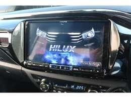 アルパイン製9インチSDナビを搭載しています☆地デジTV、CD・DVD再生・音楽録音・Bluetooth機能付き☆高画質・高音質で快適なドライブがお楽しみ頂けます☆走行中もテレビ映ります☆