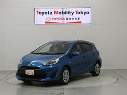トヨタ アクア 1.5 S スマートキー 車検整備付 新車保証継承