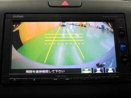 バックカメラ付きだから、運転が苦手な方でも車庫入れラクラク!狭い所での駐停車もお車を擦らず安心です!