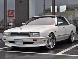 日産 シーマ 3.0 タイプII リミテッド 車高調 AMEシャレン19インチアルミ