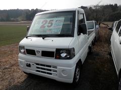 日産 クリッパートラック の中古車 660 SDエアコン付 4WD 栃木県芳賀郡市 25.0万円