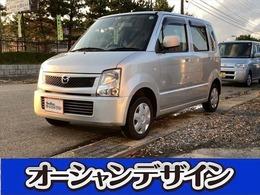 マツダ AZ-ワゴン 660 FX 4WD 検2年 キーレス ETC CD
