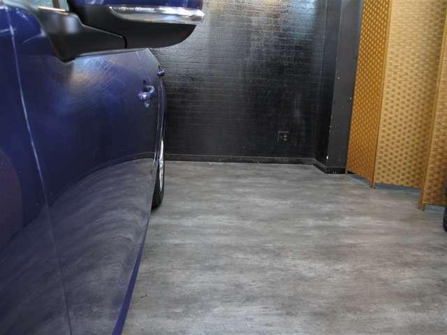 駐車場完備!電車でご来店の際は最寄の駅までお迎えに上がります♪