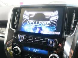 ALPINE11型ナビ!大画面で使いやすく、多機能ナビが装備されています!運転がより楽しくなりますね!