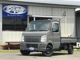 スズキ キャリイ 660 KCエアコン・パワステ 3方開 カスタム軽トラック セミレストア済
