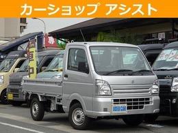 スズキ キャリイ 660 KCエアコン・パワステ 3方開 4WD 5速MT パートタイム4WD Wエアバック