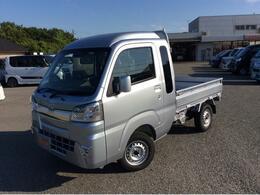 ダイハツ ハイゼットトラック 660 ジャンボ 3方開 4WD 走行無制限1年保証 スマートアシスト