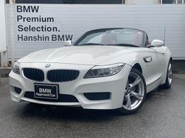 BMW Z4 sドライブ 20i Mスポーツ 認定保証ワンオーナ赤革シートヒータ純ナビ