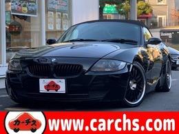 BMW Z4 ロードスター2.5i 純正オーディオ・シートヒーター・ETC・HID