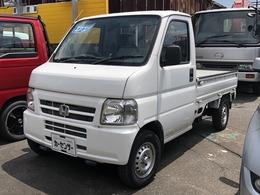 ホンダ アクティトラック 660 SDX 4WD 軽トラ 4WD 5MT車 エアコン パワステ