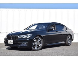 BMW 7シリーズ 750Li Mスポーツ 左右Rモニター SR 全席コンフォートシート