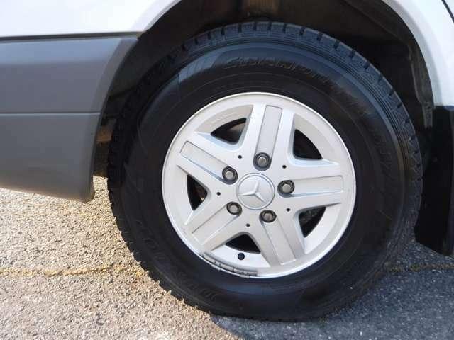 規格外アルミ&スタットレスタイヤセットは付属致しません!!(弊社指定の別のホイール&タイヤセットと交換対応となります)