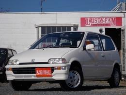 ホンダ トゥデイ ハミングX チャンピオンシップホワイト全塗装