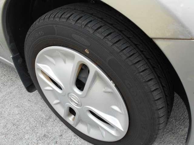 タイヤの状態