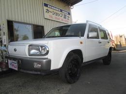 日産 ラシーン 1.5 タイプS 4WD レザーシート・キーレス・4WD